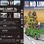 ボディーボードDVD『NO LIMIT 3  BODYBOARDING+MUSIC』発売スタート!!