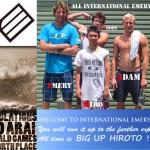 EMERY SURFBOARDに新井洋人がインターナショナルライダーへ新規加入!