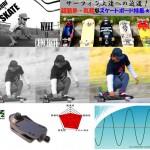 サーフィン用スケートボード特集を掲載しました!