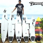 Proctor Surfboards に新入生 !!!(東京 Lax Surf California)