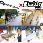 ESTA・SURF×RESTARTサーフボードがオーダーフェアーキャンペーン&試乗会を開催!(愛知県大府市)