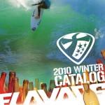 FLAVOR6の2010秋冬ウェットスーツカタログがリリースされました