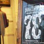 73R の 2011春夏コレクションの展示会レポートを掲載