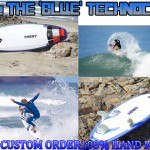 EMERY SURFBOARDSが2011年NEW MODELとなるTHE 'BLUE' TECHNOLOGYを発表!