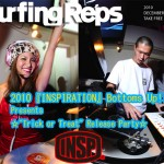 イベントページに2010 INSPIRATION Bottoms Up EVENTを掲載!