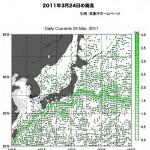 日本近海の海流について