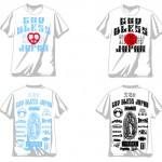 地震災害支援プロジェクト73RチャリティーTシャツのご報告