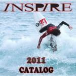 INSPIRE SURFBOARD 2011 ニューモデル 大海シェイプ
