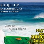 2011東京都知事杯 SEVEN CROSS TOKYO Surf Masters HEAT-2 開催決定!