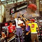 ASP PRIME Quiksilver Pro Portugal 優勝はジュリアン・ウィルソン!