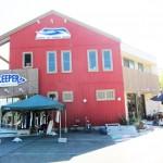 伊良湖のキーパーサーフステーション