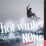 ノーティスワンウェットスーツの2011秋冬カタログ掲載