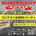 エントリー募集!BOARD WALK CUP(鳥取 白兎海岸)
