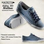 MACBETH FOOTWEAR(マクベス・フットウェア)より、最新アイテムのご紹介