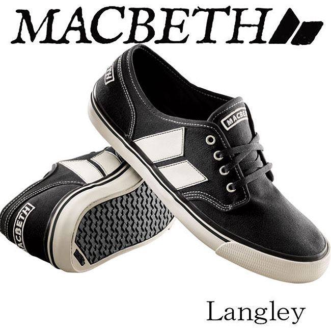 Macbeth Matthew Shoes Black Ox Blood