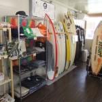 岩手県釜石市のサーフショップ、K-SURFが仮設店舗にてオープン!