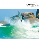 オニールウェットスーツ2011FWカタログ リリース