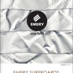 2012 EMERY SURFBOARDS New Catalog UP!!