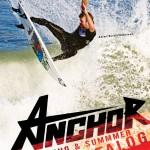 2012年春夏Anchor ウエットスーツ発売!!(トシズマリン)