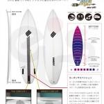 EmerySurfboards ARROW MODEL 初試乗レポート!