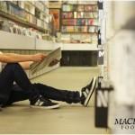 MACBETH FOOTWEAR 2012 × 新井洋人プロジュニア