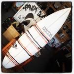 大注目を集めている、Panda SurfboardsがUSAへ本格進出!