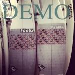 Panda Surfboards試乗会のお知らせ + Micro Gromモデルも大人気 発売中!