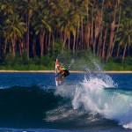 EMERY Surfboards ADAM MELLING SURF PHOTO!! in Indonesia Nias Island