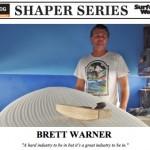 WARNER SURFBOARDS シェイパー ブレッド・ワーナー氏がサーファーズサポートに緊急来日!(千葉県 山武市)