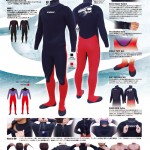 CYBER SHIELD WETSUITS ライトドライスーツ フェア開催