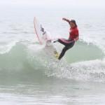 EMERY Surfboards Rider 田代凪沙 全日本チャンプ ライディングショット