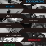 Body Board Only Wet Suits KARMA 2012 NEW FW CATALOG UP !!