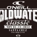 読者プレゼント!O'NEILL Cold Water Classic 記念Tシャツ&キャップ