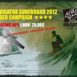 NGRサーフボード オーダーフェアースタート!!
