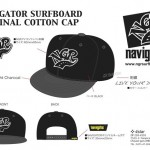 NGR ORIGINAL COTTON CAP リリース