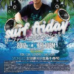 SURF FRIDAY SPECIAL in @名古屋PLUS PARK
