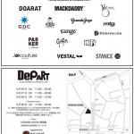 展示会「DePART」、本日より3日間開催(VESTAL、STANCE出展)