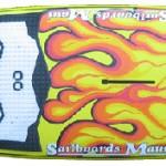 MEL SURFBOARDS  「Sailboards Maui7.4 72Liter」