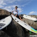 SK SURFBOARDS オーダー会を開催(東京 SKサーフボード フラッグショップ)