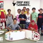 KARMA BBWETSUITSのプロライダーによる「DK SUMMIT」が開催されました。