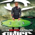 2013Fall & Winter CYBER SHIELD WETSUITS カタログをリリース