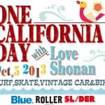 サーフィン誌「Blue.」主催「ONE CALIFORNIA DAY」湘南で開催!