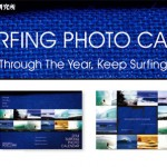 2014年度のサーフィンカレンダー発売!(波乗りでん助 サーフィン総合研究所)