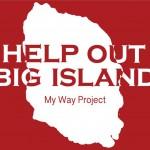 """大島復興を応援するチャリティーパーティー、""""HELP OUT BIG ISLAND"""" を開催予定"""