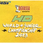 HD World Junior Championship 2013開催中&DAY1 –  Highlights