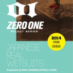 ZERO ONE 2014SS CATALOG リリース!