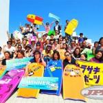 JPBAツアー第1戦『新島アイランドプロ』大会レポート&結果