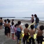 夏限定 第2回キッズサマースクール開催報告(千葉 リッキーズ)