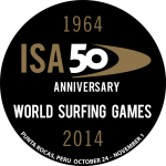 ISA 50th Anniversary World Surfing Games 開催!