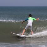 ライディングPHOTO:田中譲プロ×NGR SURFBOARD